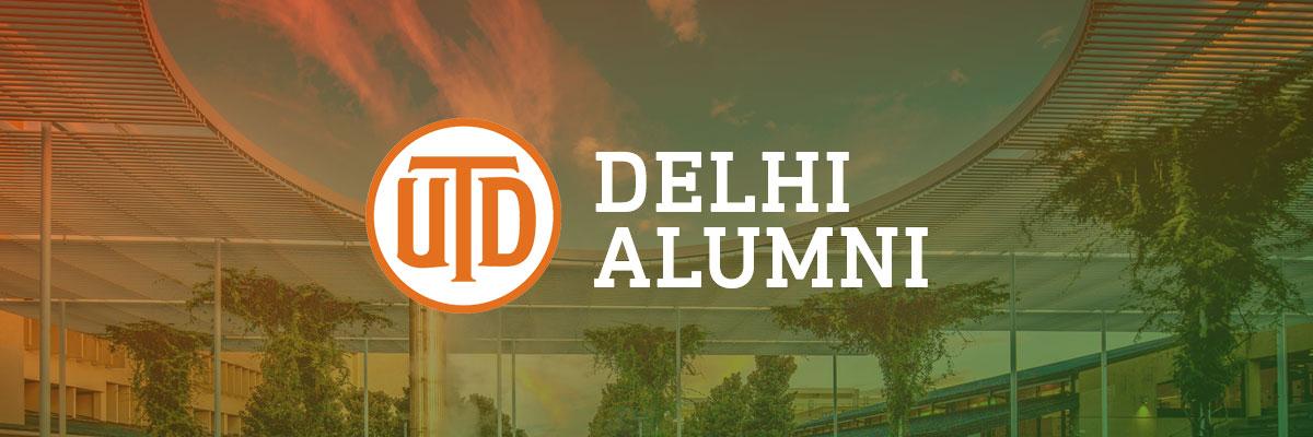 UTD Delhi Alunmi, image of UTD campus