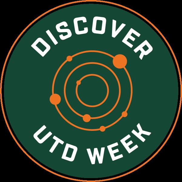Discover UTD Week Event Badge