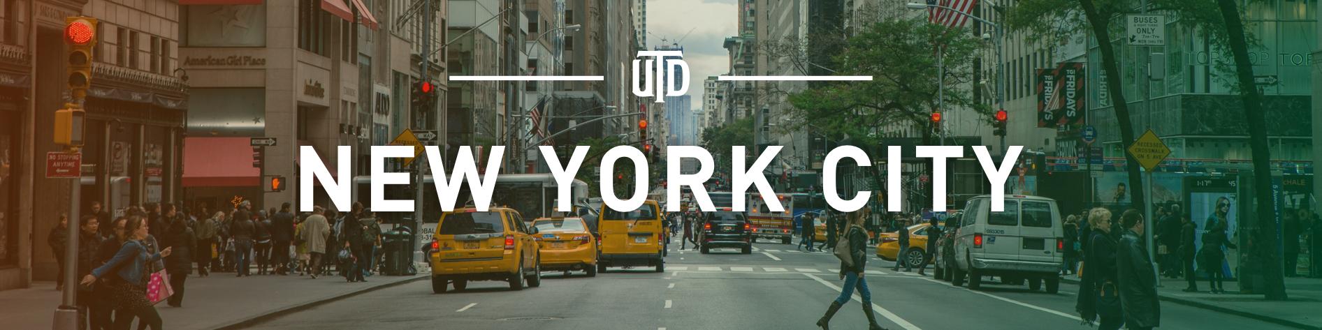 UTD in New York City