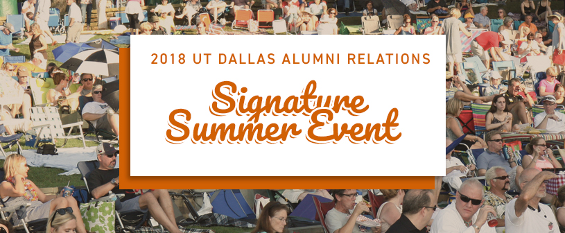 2018 Signature Summer Event